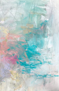soft abstract art